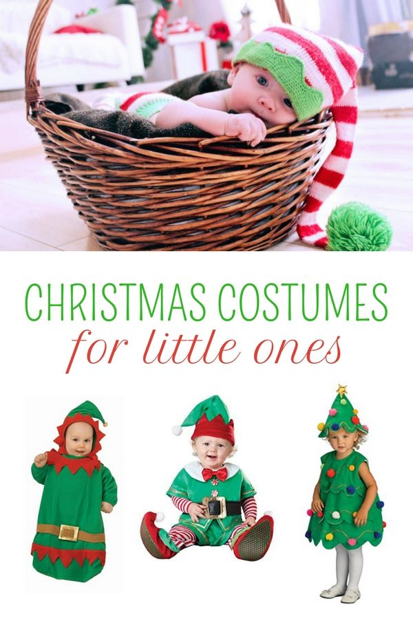 Adorable Christmas Tree Costume For Toddlers Plus A Baby Elf Outfit Newborn Christmas Outfits Toddler Christmas Tree Toddler Christmas Newborn Christmas