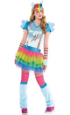 My Little Pony Dresses for Teenagers