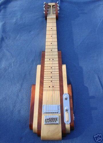 Custom Lap Steel Guitar Lapsteel Lap Steel Guitar Steel Guitar Lap Steel