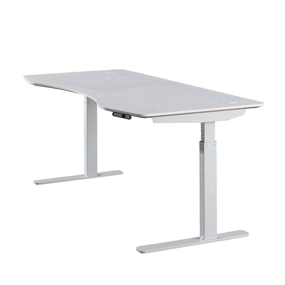 Amazon Com Apexdesk Elite Series 60 W Electric Height Adjustable Standing Desk Memor In 2020 Adjustable Standing Desk Adjustable Height Desk Adjustable Height Table