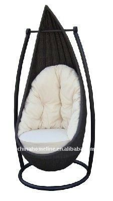Rattan Indoor Swing Chair 61652