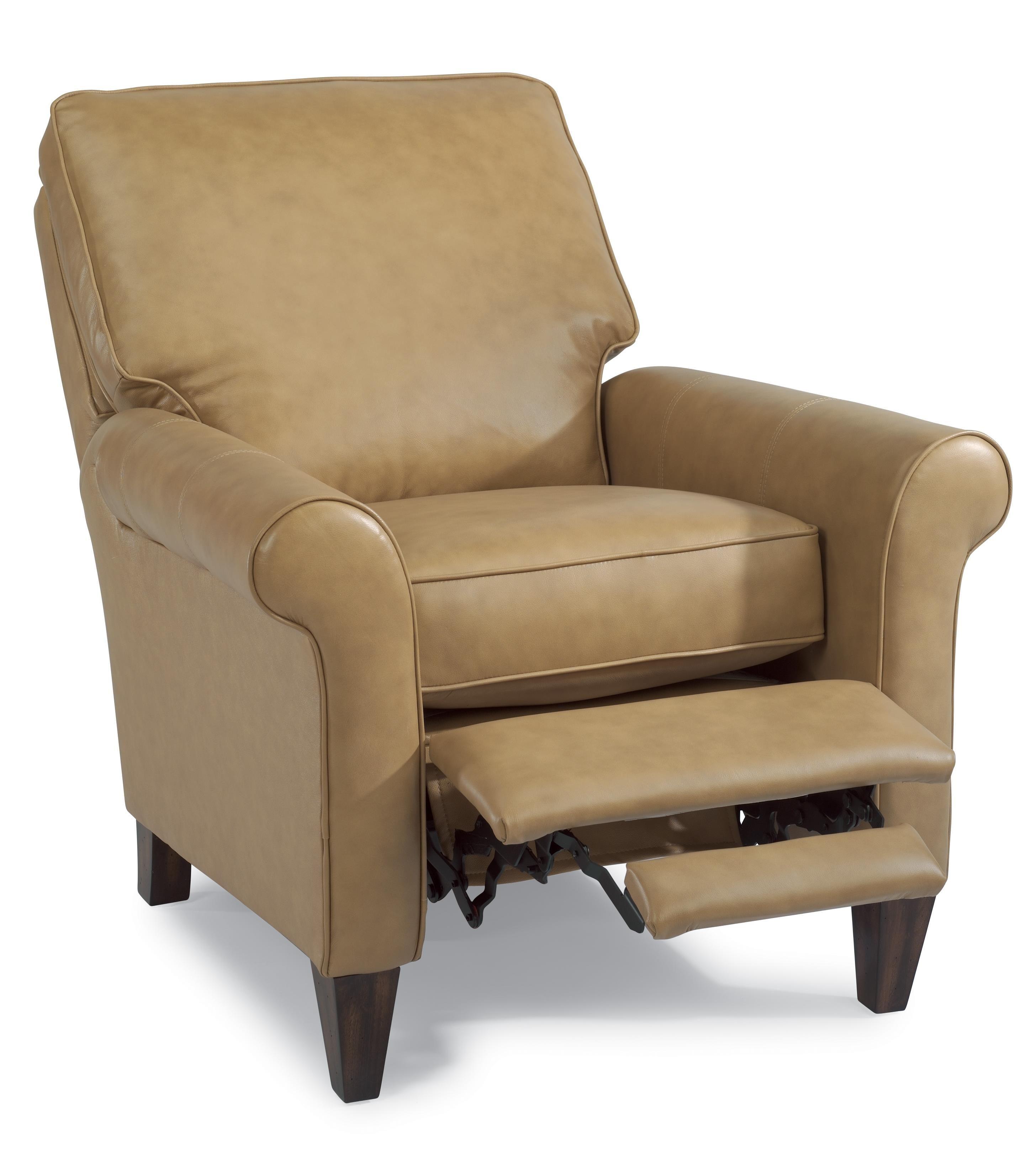 Westside Wall Recliner By Flexsteel High Leg Recliner Furniture Flexsteel Furniture