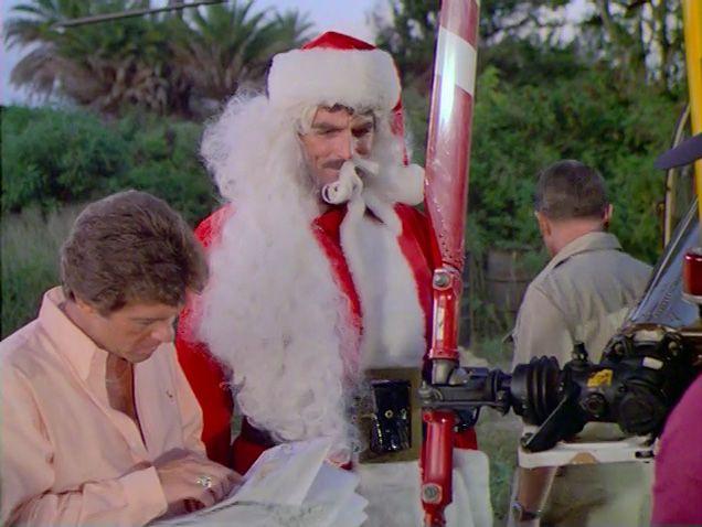 Magnum P. I. Christmas