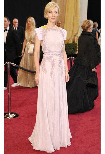 KAte Blanchett Givenchy Couture dress