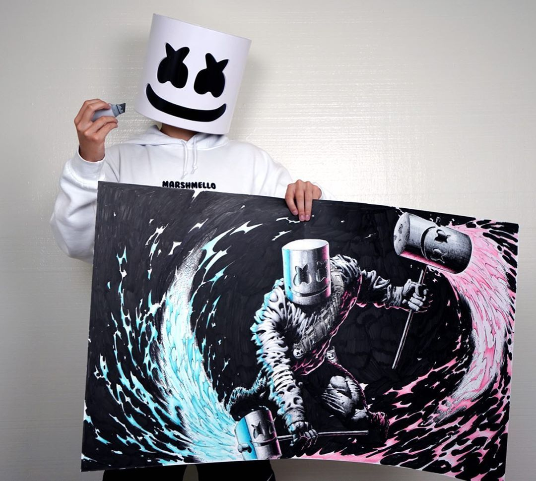 Zhc On Instagram All Money Made From This Youtube Video Will Be Given To A Homeless Person I Drew Marshmellomusic Fo Homeless Person Joker Images Instagram