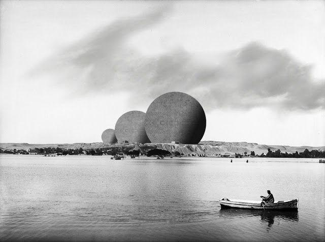 Ubé blog: Uberías : Las famosas esferas de Egipto
