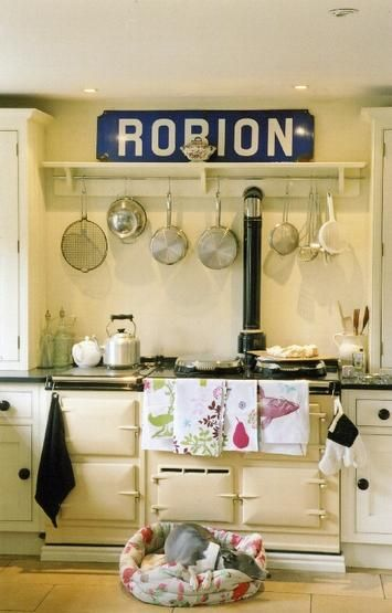 modern country kitchen - this is beautiful