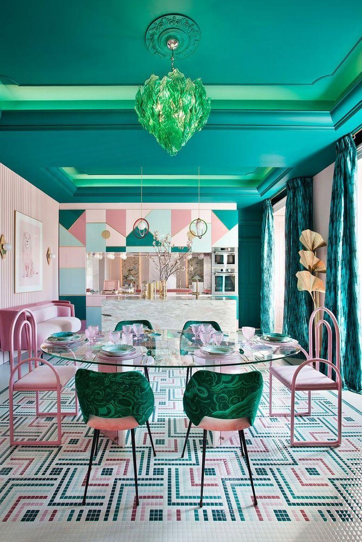 Fine 54 Amazing Texture And Pattern Ideas For Interior Design Colorful Interior Design Home Decor Interior Design