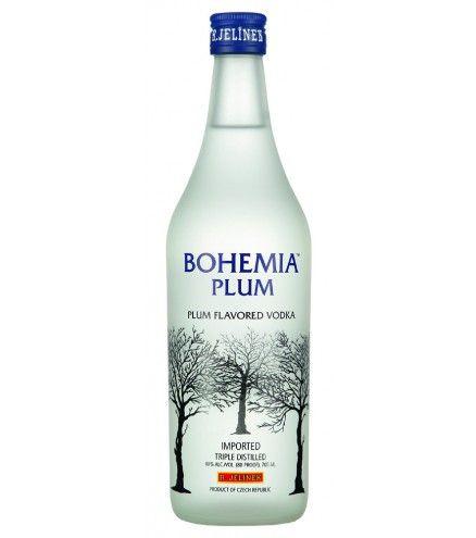 Jelinek Bohemia Plum Vodka