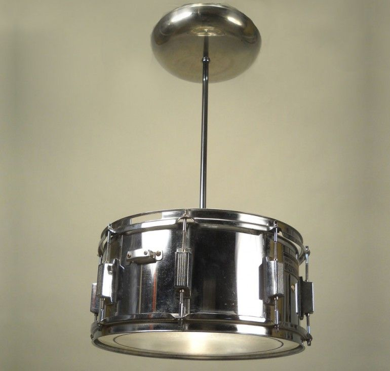 Snare Drum Pendant Lighting Drum Light Fixture Drum Pendant