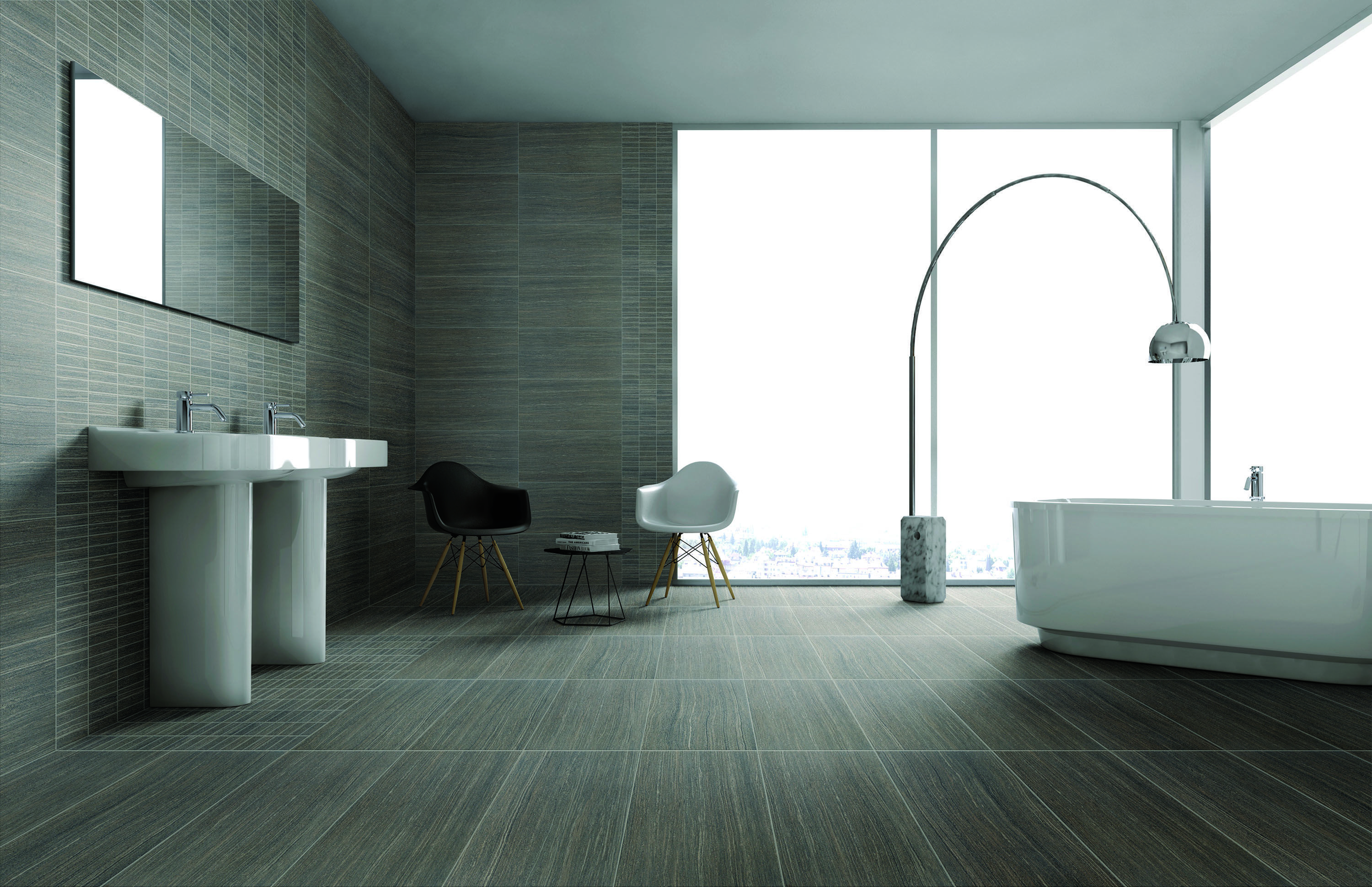 Design Your Bathroom With Wood Look Porcelain Tile Tile Porcelain