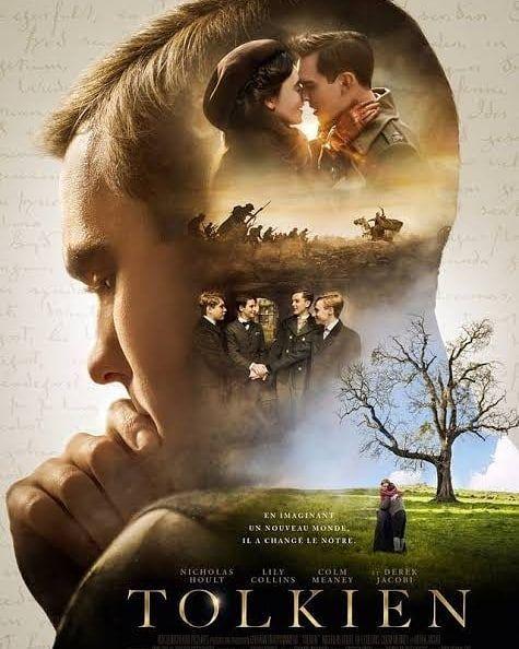 #movie #cinema #movies #animation #marvel #xmen #avengers #captainamerica #thor A histria contada a partir das relaes que J. R. R. Tolkien manteve ao longo da vida. Especialmente, a amizade com os colegas de turma que o incentivaram a escrever e realizar seus sonhos.De forma muito emocionante, o filme mostra o quanto foi importante para o menino pobre e orfo construir laos de amor verdadeiro e, de um modo ainda mais comovente, como bonito retribuir o amor que nos do.Alm disso, o filme faz sutis