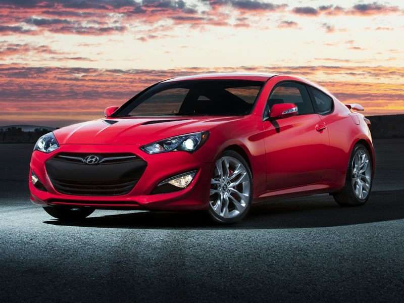 Research The Hyundai Genesis Coupe Korean Japanese - Best 2016 affordable sports cars
