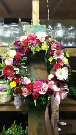 A whiting flower shop in whiting nj floral funeral wreath a whiting flower shop in whiting nj mightylinksfo