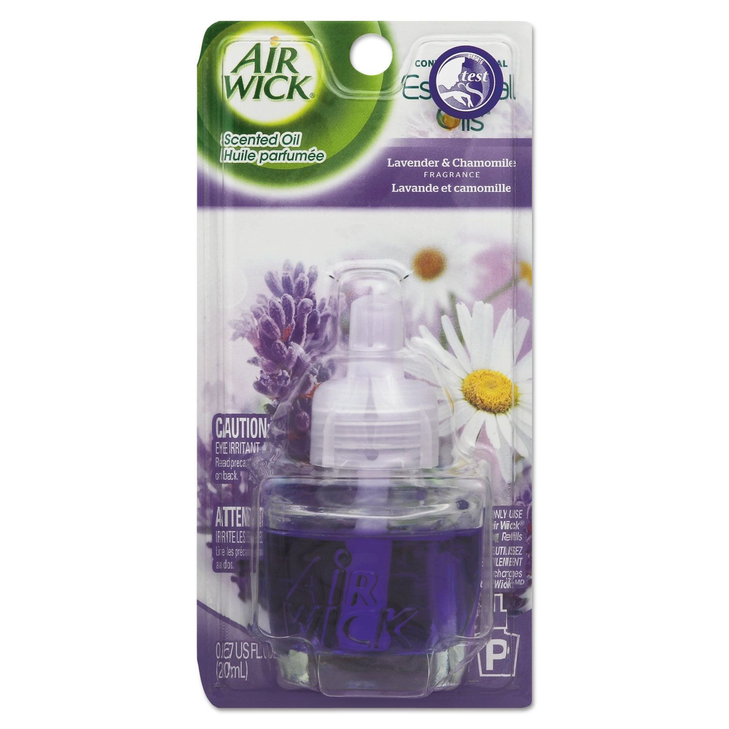 Reckitt Benckiser Air Wick Scented Oil Refill Relaxation