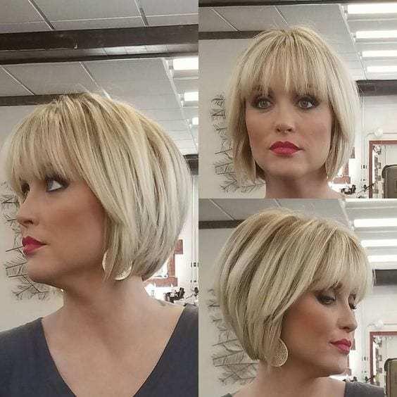 Corte de cabelo curto – 40 Inspirações de cor e co