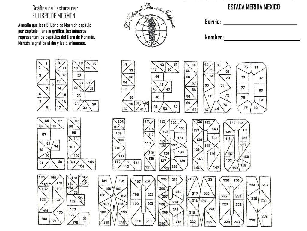 Moderno Libro De Colorear De Lds Cresta - Dibujos Para Colorear En ...