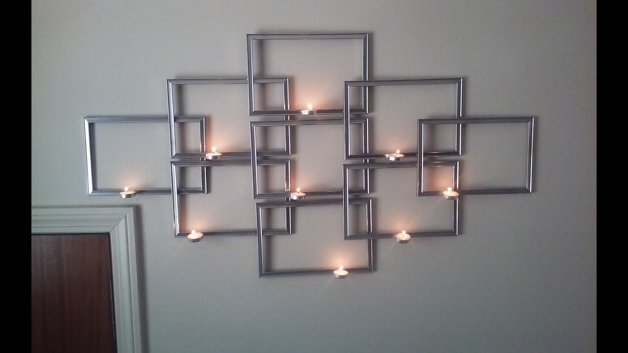 Diy Dollar Tree Piazza Sconce Wall Decor Projects To Try