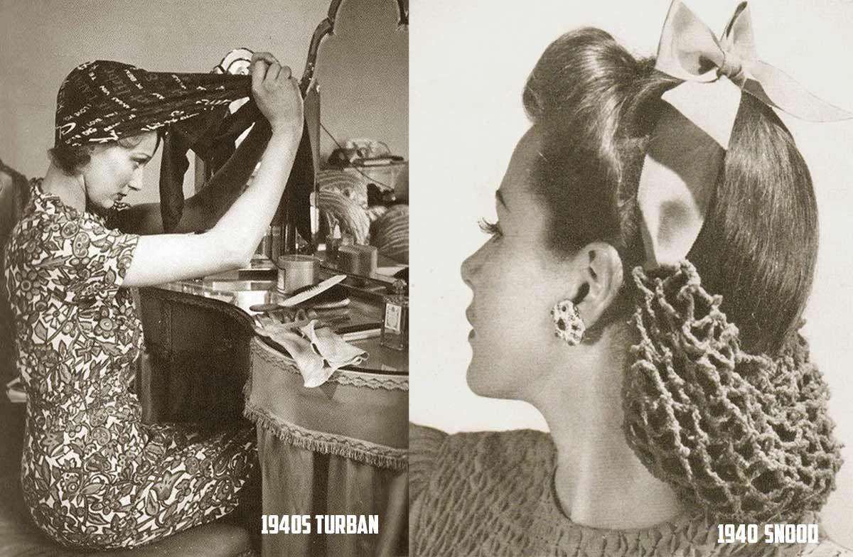 History of Womens Fashion - 1940 to 1949   1940s Fashion ...