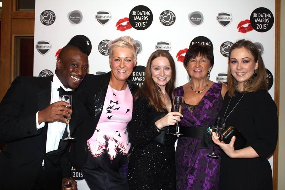UK dating Awards 2015