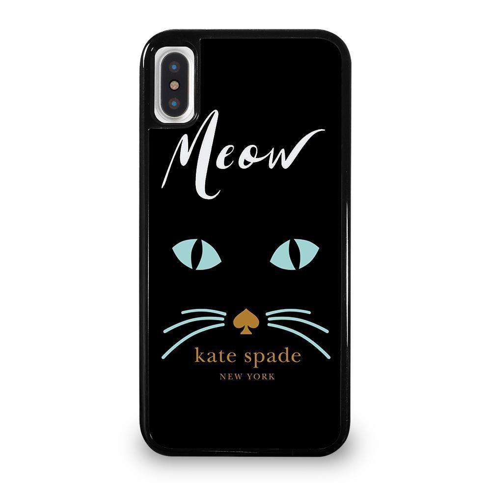 Kate spade meow iphone case cover dengan gambar