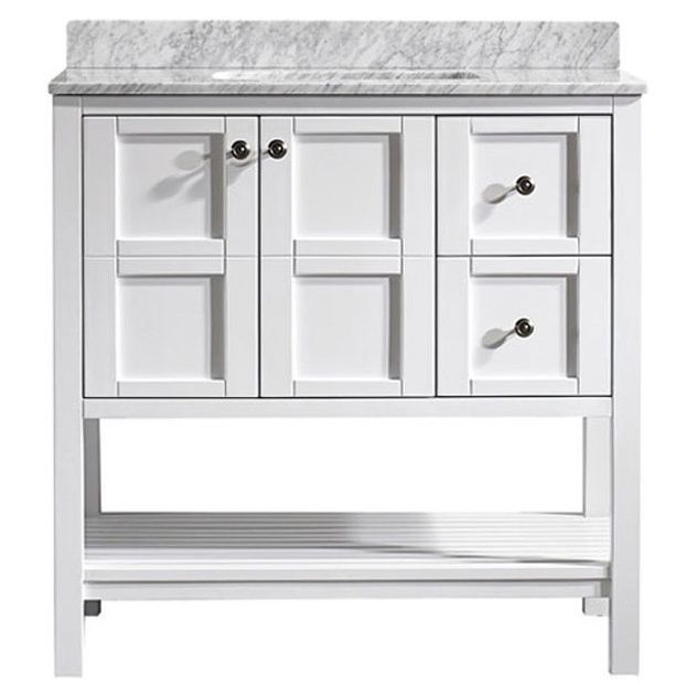 Make a dazzling first impression with the Vinnova Florence Vanity