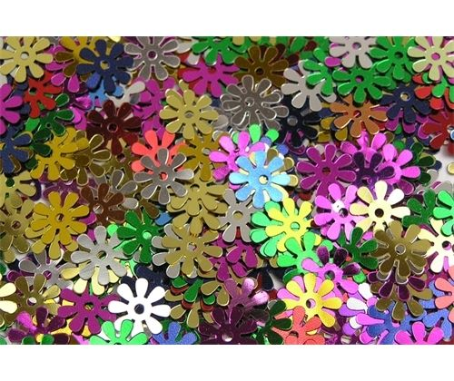 Creative Essentials Flower Sequins