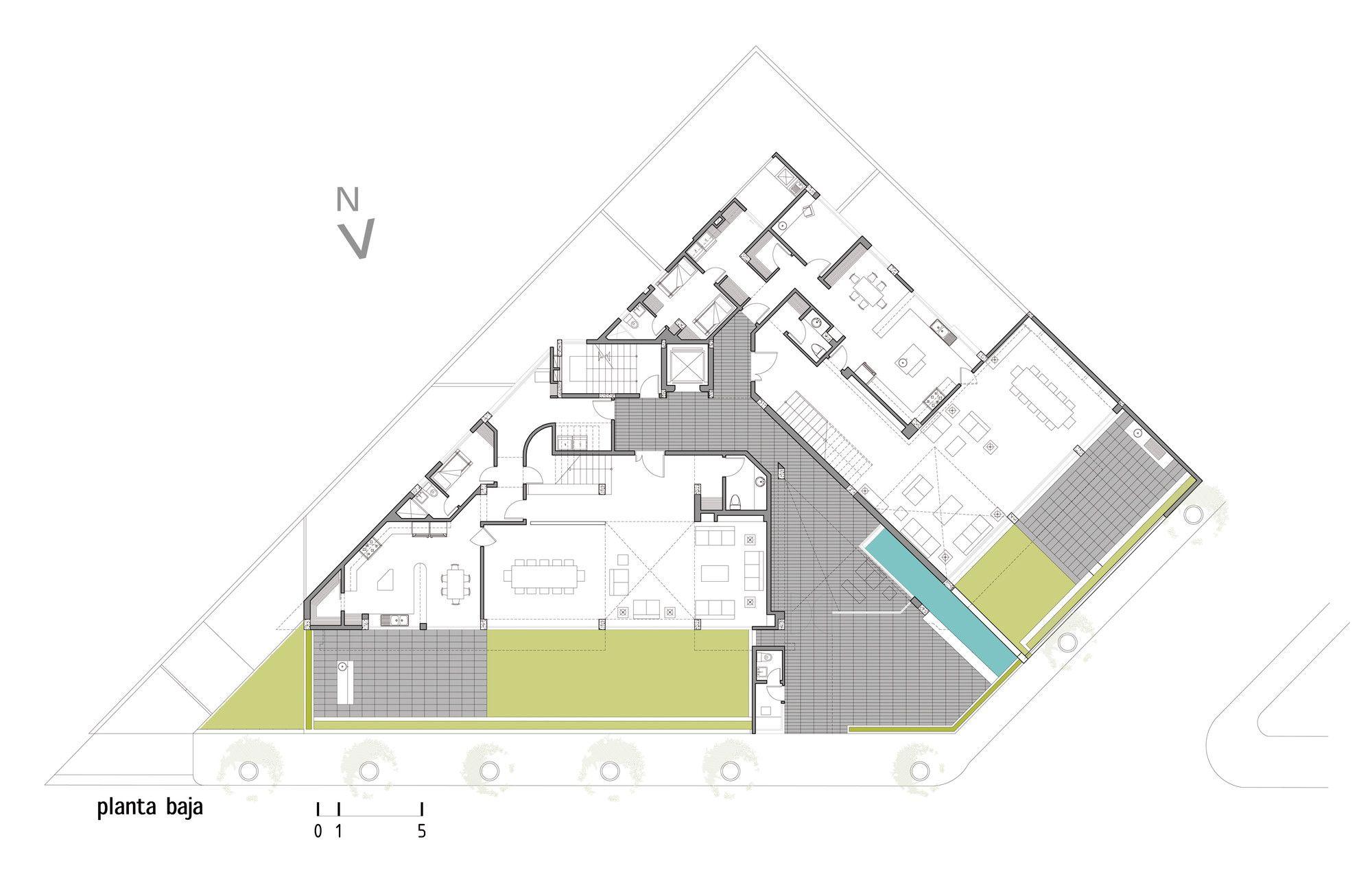 Galería de Edificio MZ / Diez + Muller Arquitectos - 25