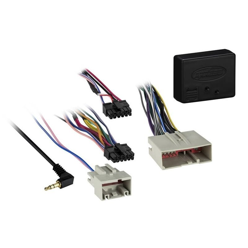 Axxess Bx Fd1 Navigation Radio Interface W Nav Outputs For Select Ford Lincoln Ford Accessories Navigation Interface