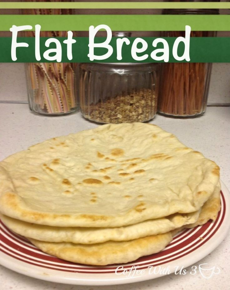 Flat Bread by Coffee With Us 3