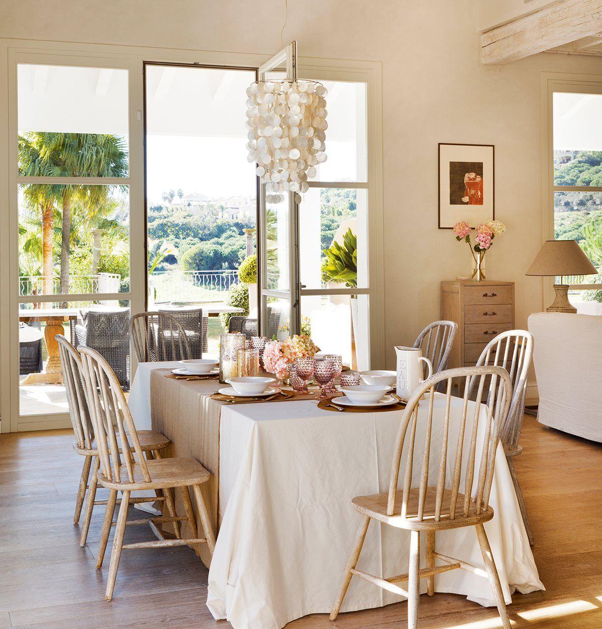 La Casa De Las Mil Y Una Ventanas Al Jard N Elmueble Com Casas  # Muebles De Pino Coghlan