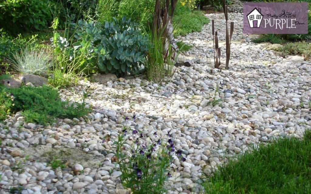 How to install a french drain in your yard | Pretty Purple ...