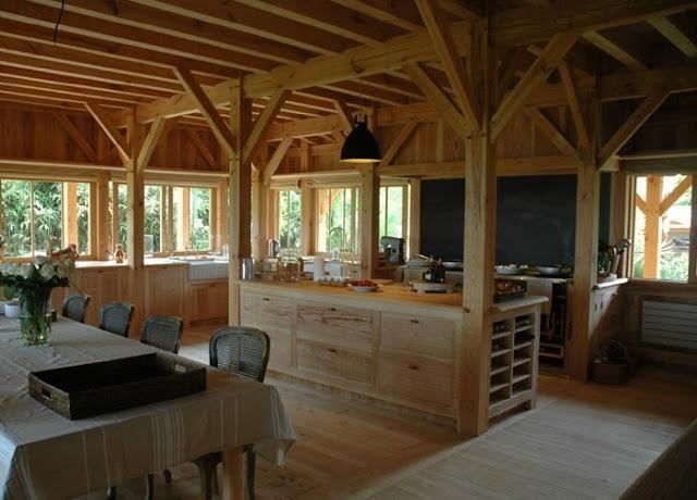 des cabanes mais pas n 39 importe lesquelles maison. Black Bedroom Furniture Sets. Home Design Ideas