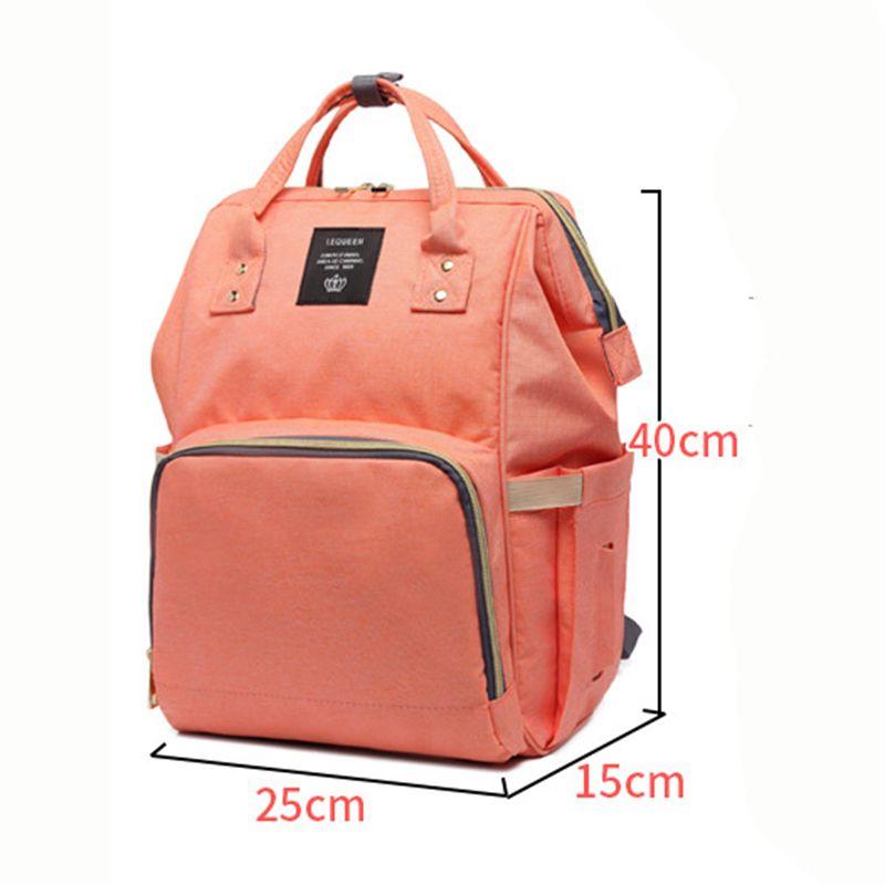 Large Baby Nappy Changing Hospital Diaper Bag Travel Mummy Handbag Shoulder Bags