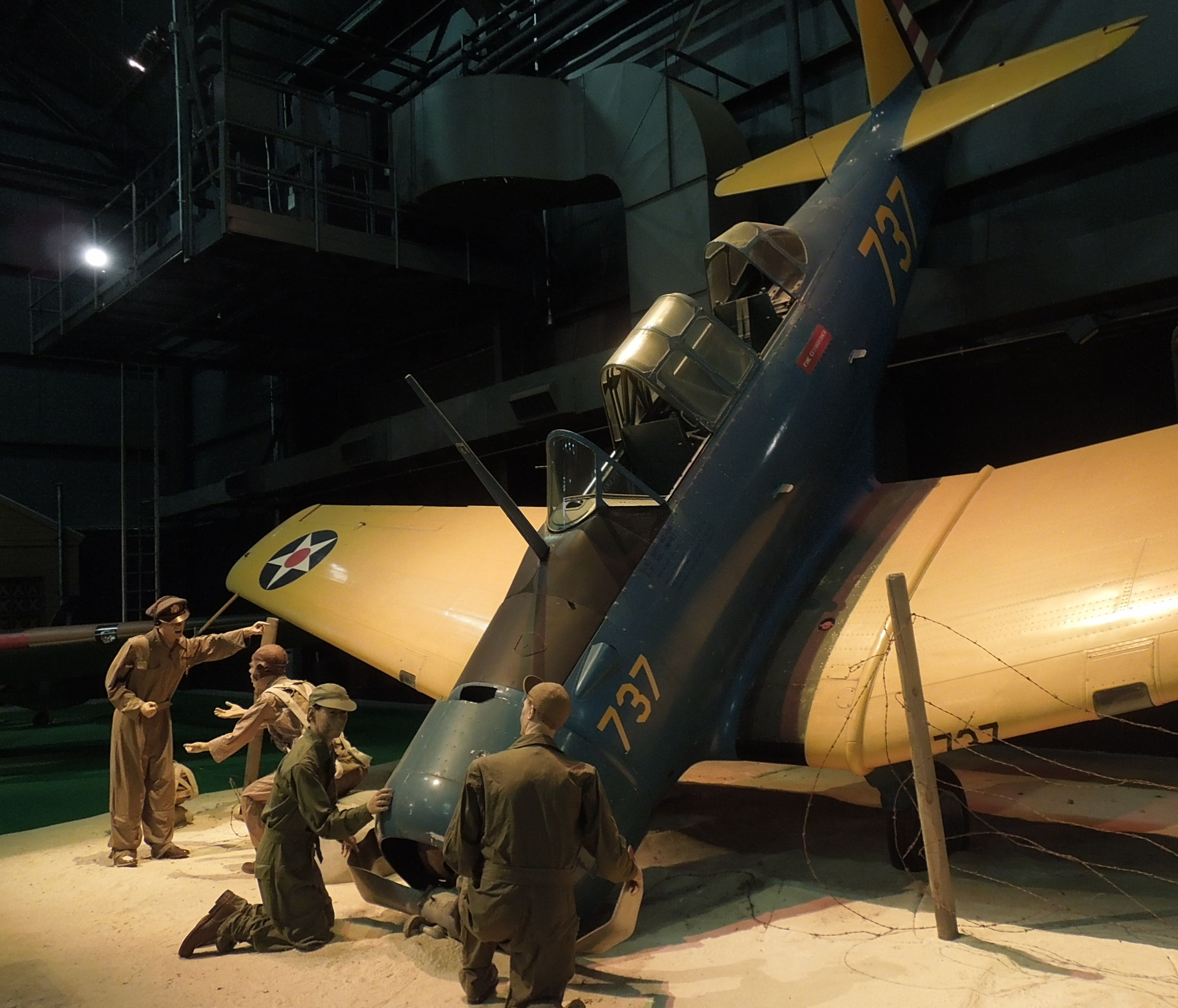 United States Air Force Museum / WrightPatterson Air