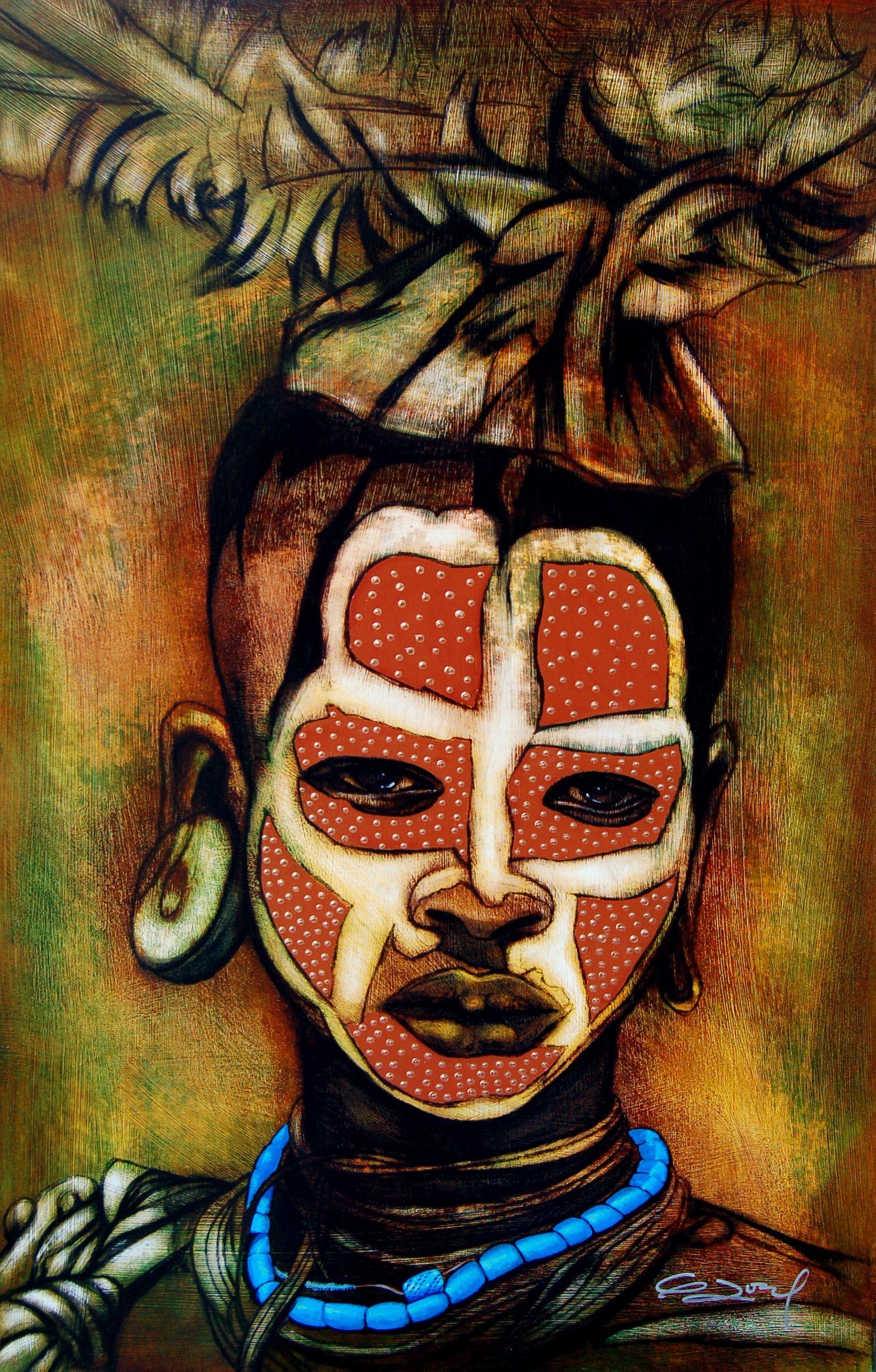 African American Art Paintings