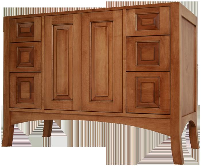Furniture Vanities   Cornerstone Cabinet Company