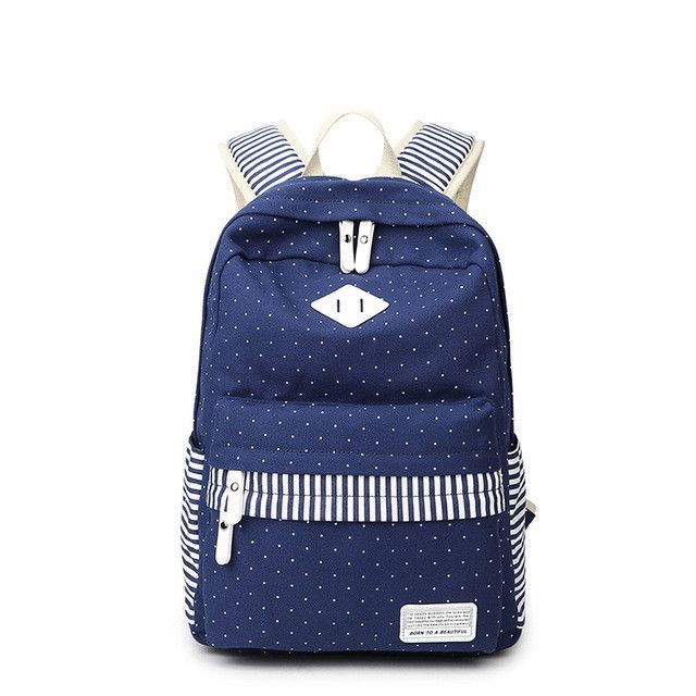 a98d9a0d7b Hot Sale Canvas Women backpack Big Capacity School Bags For Teenagers  Printing Backpacks For Girls Mochila Escolar