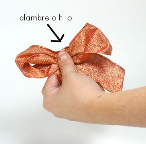 como hacer moos de navidad con papel crepe paso a paso buscar con google