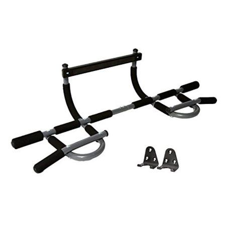Iron gym total upper body workout bar extreme edition products