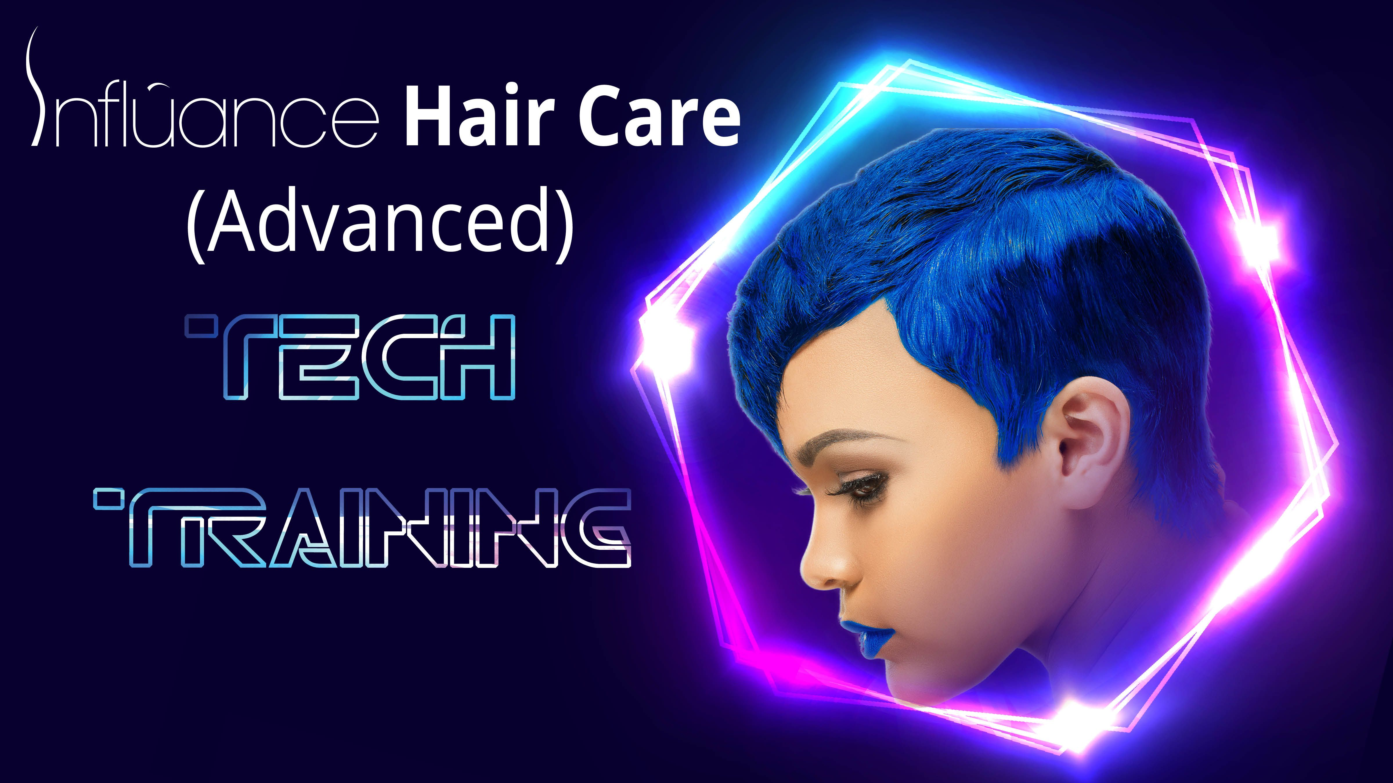Never stop learning with Influance Hair Care Seminars, In