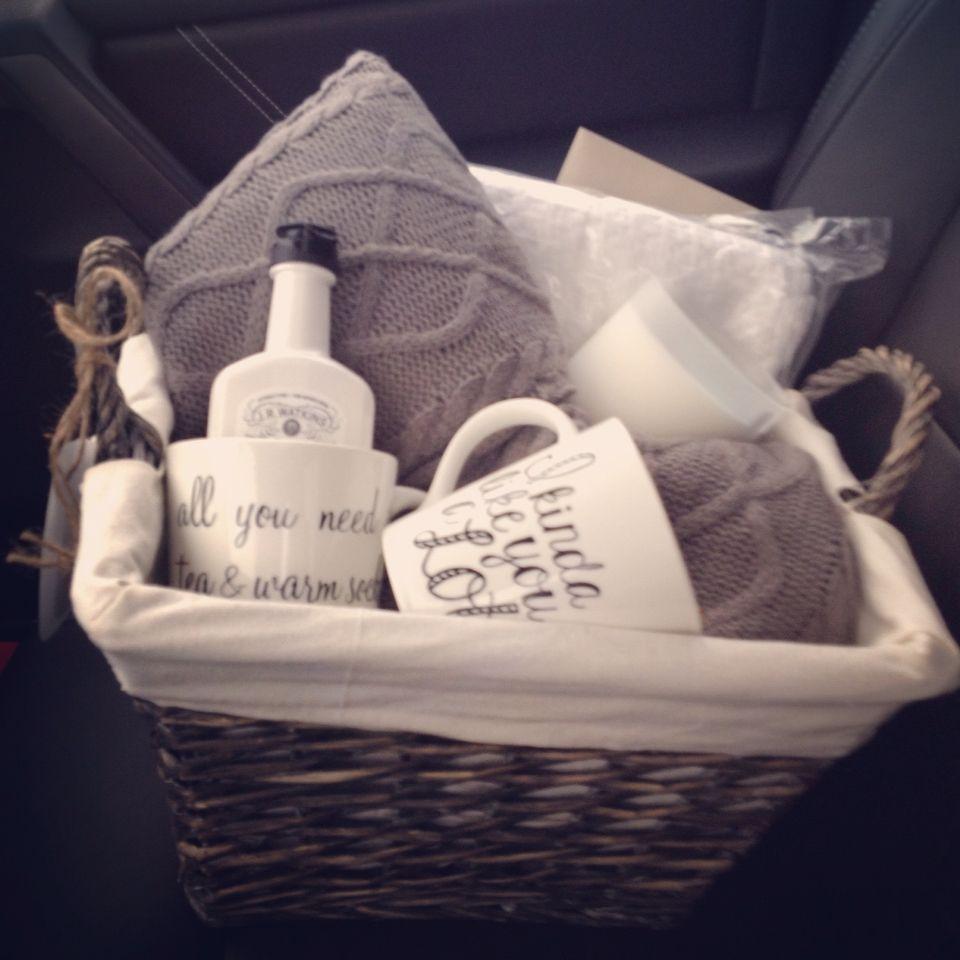 Bridal Gift Ideas: Bridal Shower Gift. Cuddle Kit For 2.