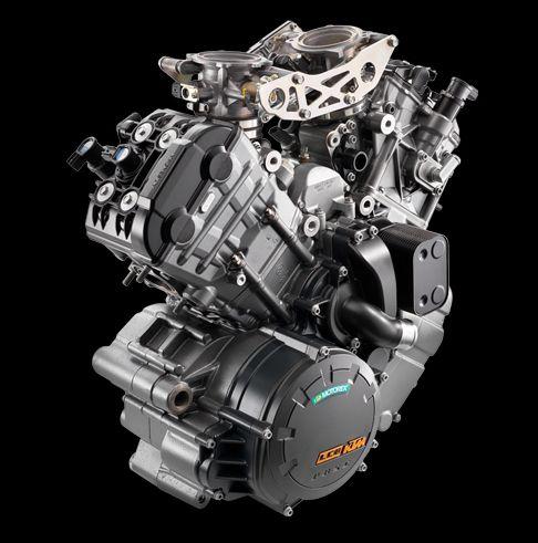 1290 SUPER DUKE R motor