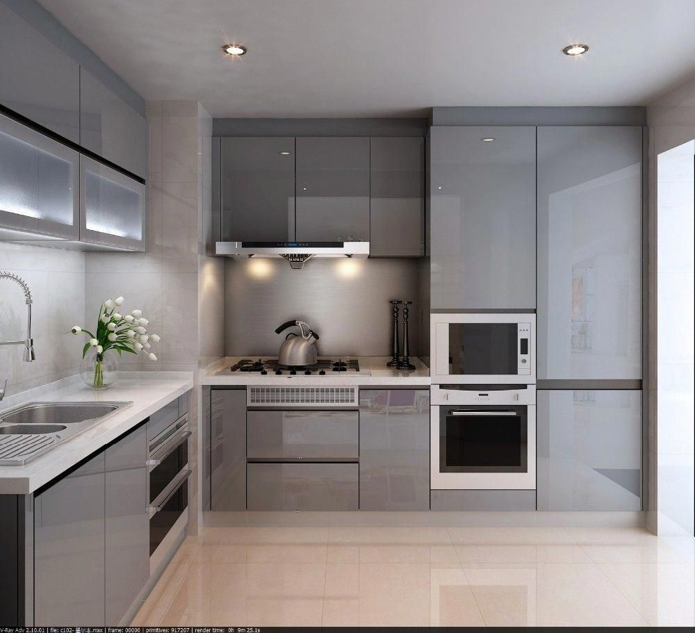 How To Incorporate Contemporary Style Kitchen Designs In Your Home ...