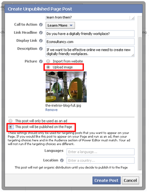 How To Add Get Quote Button On Facebook 2018