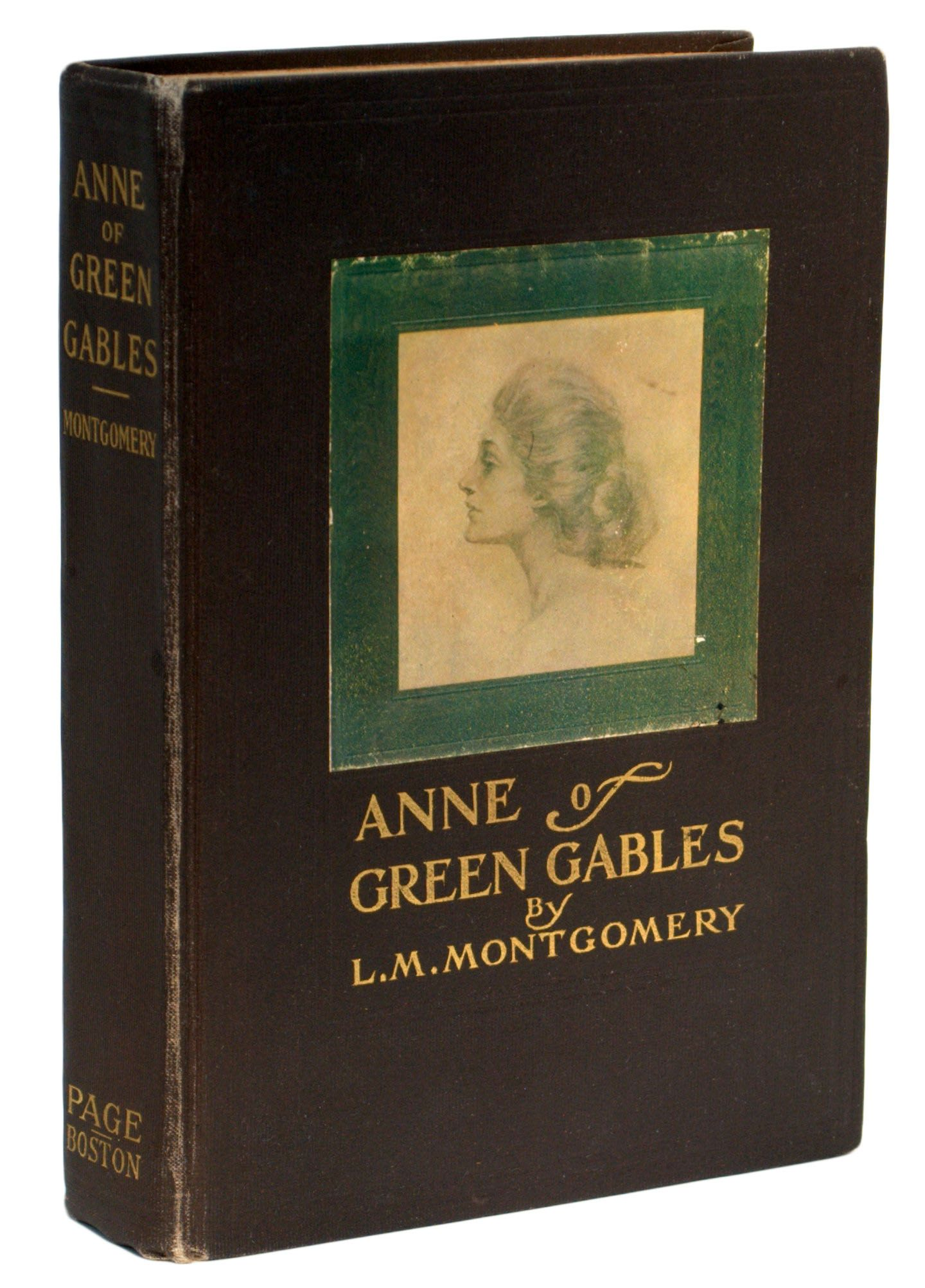 what is anne of green gables book about