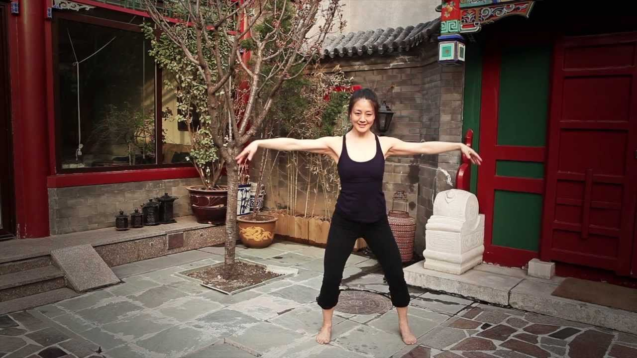5 Element Qigong Practice - This is a full, 12 minute qigong