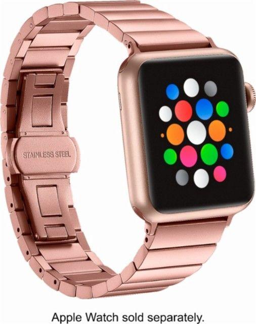 b61ff6760 Modal - Woven Nylon Band Watch Strap for Apple Watch 38mm - Black | Apple  Watch | Apple watch, Apple watch 42mm, Apple watch replacement bands