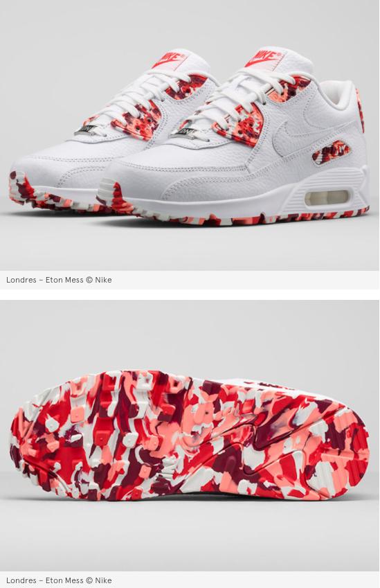 Nike dévoile des Air Max 90 inspirées de vos desserts préférés