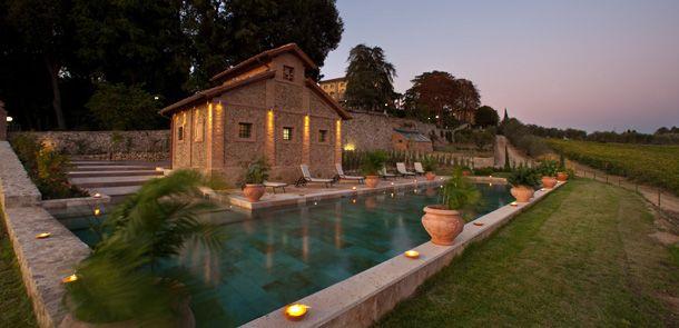 Photos And Pictures Of Villa Di Monaciano Castelnuovo Berardenga Tuscany Italy Italian Villa Villa Cool Pools